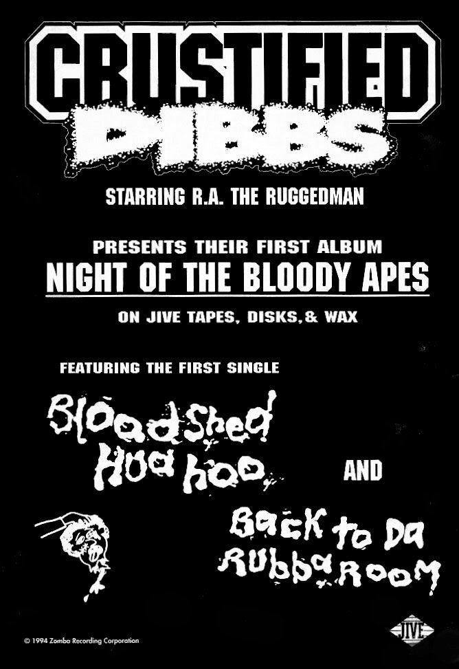 Hiphop Thegoldenera Crustified Dibbs