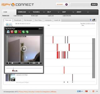 برنامج, مجانى, لتحويل, كاميرات, الويب, الى, اداة, مراقبة, وتتبع, iSpy, اخر, اصدار