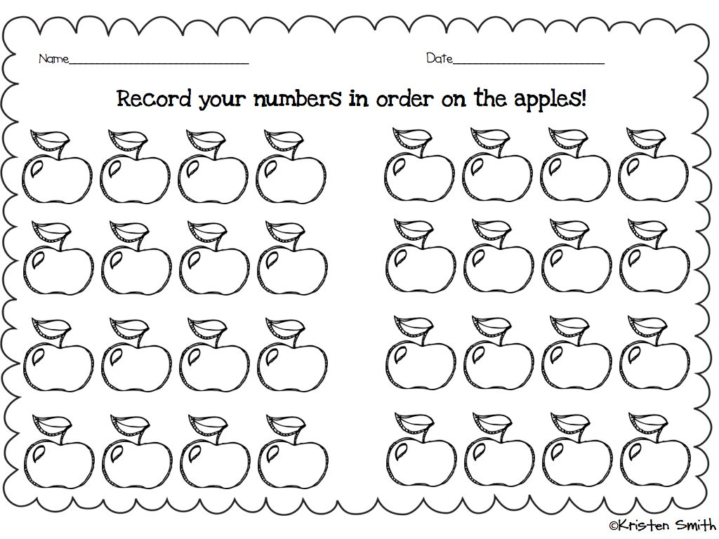 New 24 First Grade Worksheets For Fall