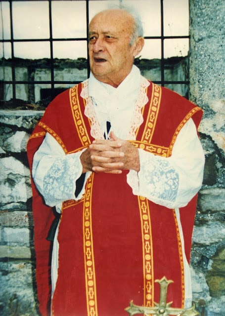 Zef Gila, the Albanian priest who saved 101 Muslims from Nazi shooting