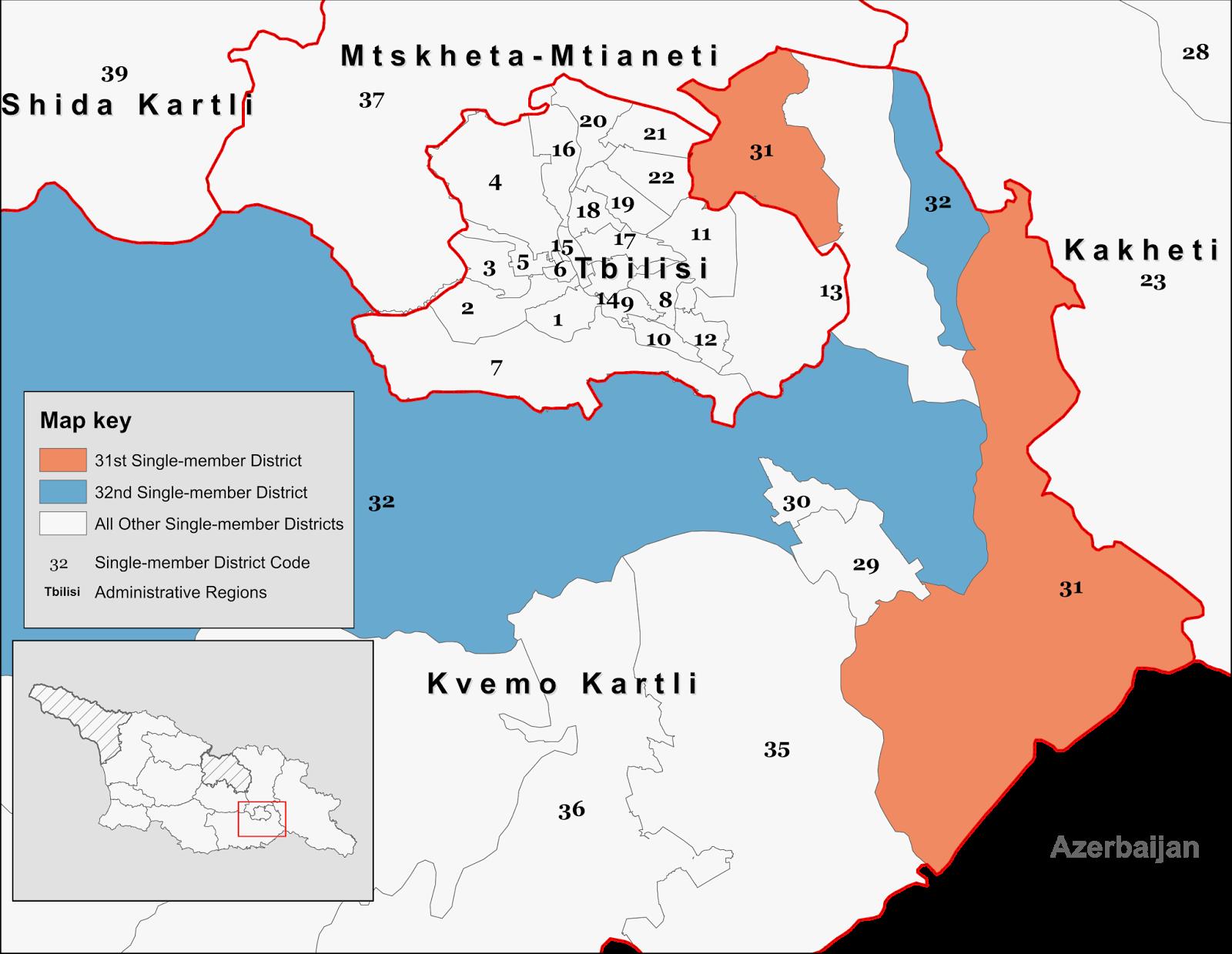 Social Science In The Caucasus Georgia Is Voting This Saturday