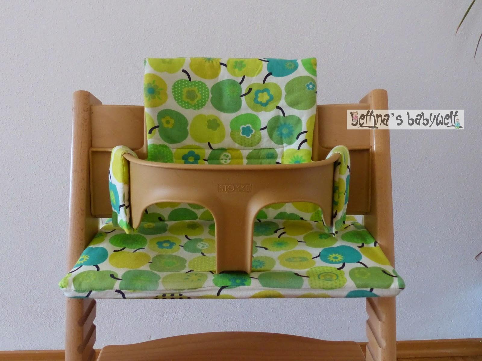 Bettina S Babywelt Tripptrapp Sitzkissen