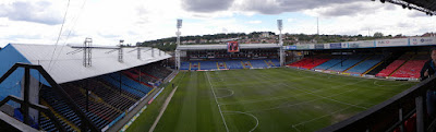 PES 2013 Selhurst Park Stadium (Crystal palace FC) by Gendy