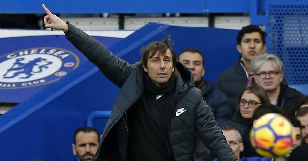 Conte Happy With Chelsea Win Over Stoke, Focuses On Arsenal Clash