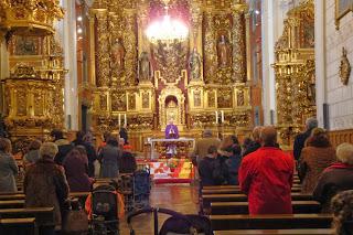 Resultado de imagen para misas carlistas