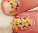 http://onceuponnails.blogspot.com/2014/09/watercolor-flowers.html