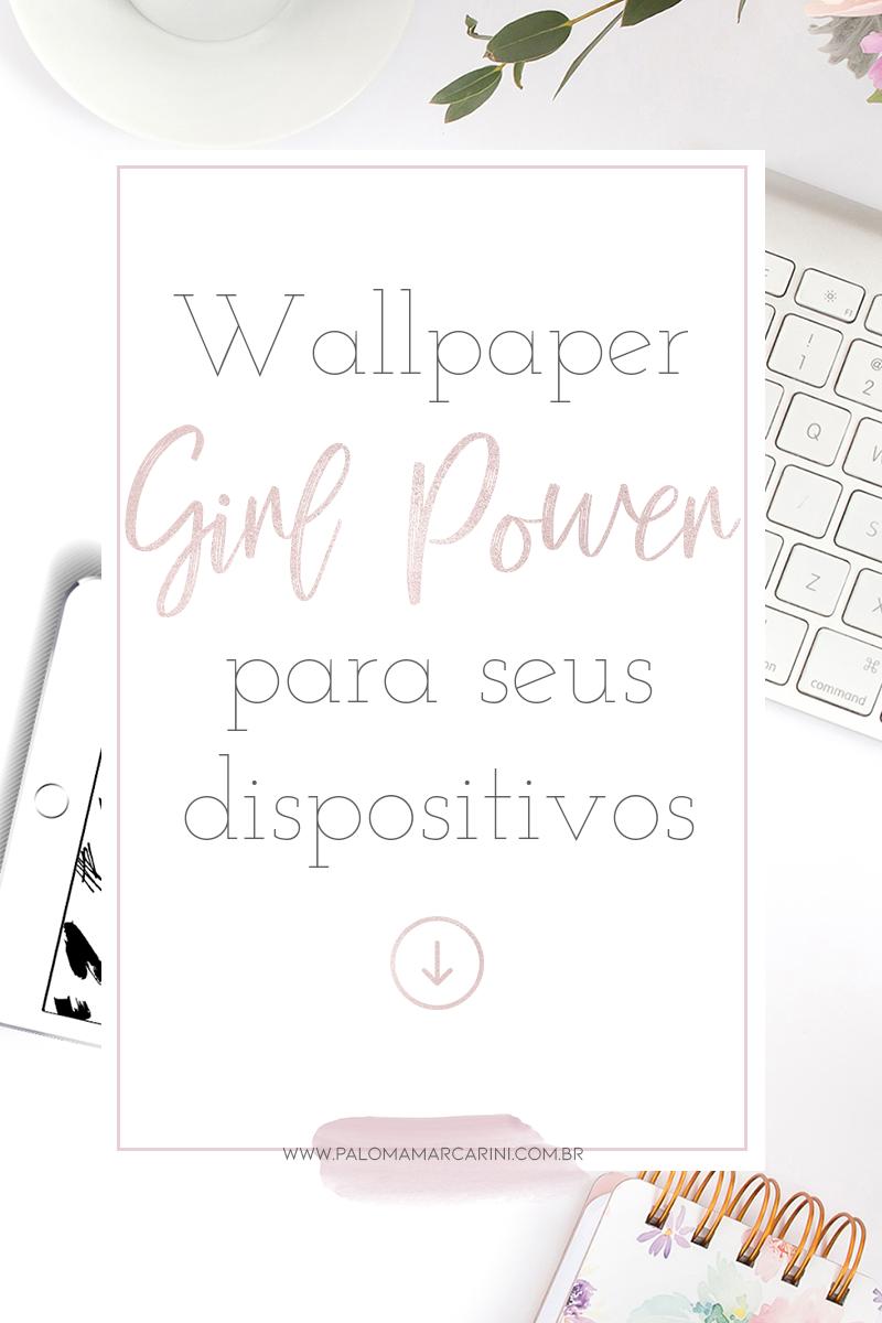wallpaper girl power