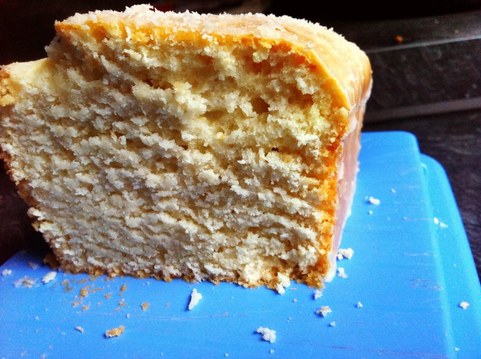 Kuchen Mit Kokosmilch Zuhause Image Idee
