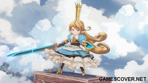 Granblue Fantasy: Project Re:Link Gameplay