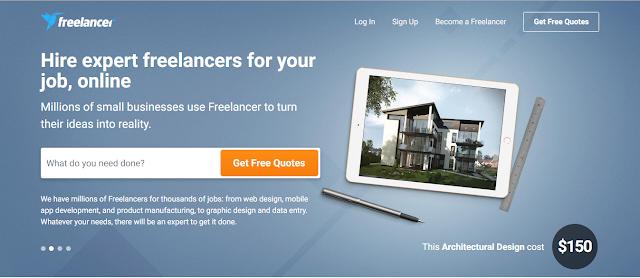 Freelancer.com for Freelance Job