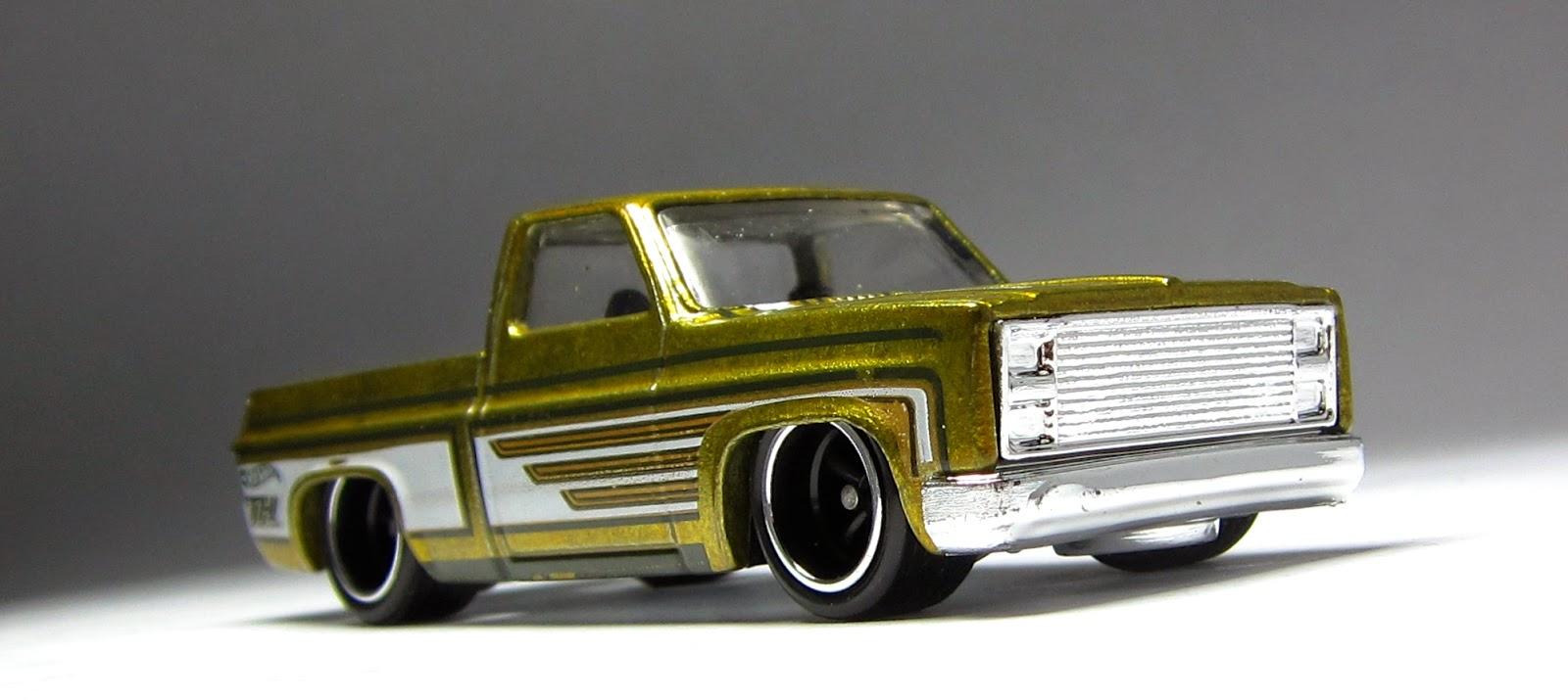c924e78d33 Hot Wheels '83 Chevy Silverado (2014 Super Treasure Hunt & Mainline):.  Coming later today, Cool ...