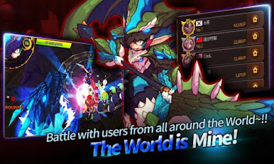 Download Minimon Masters Full All Hero Characters Unlocked MOD Unlimited Money Cash Gem v Minimon Masters MOD Unlimited v1.0.63 Apk Android Terbaru