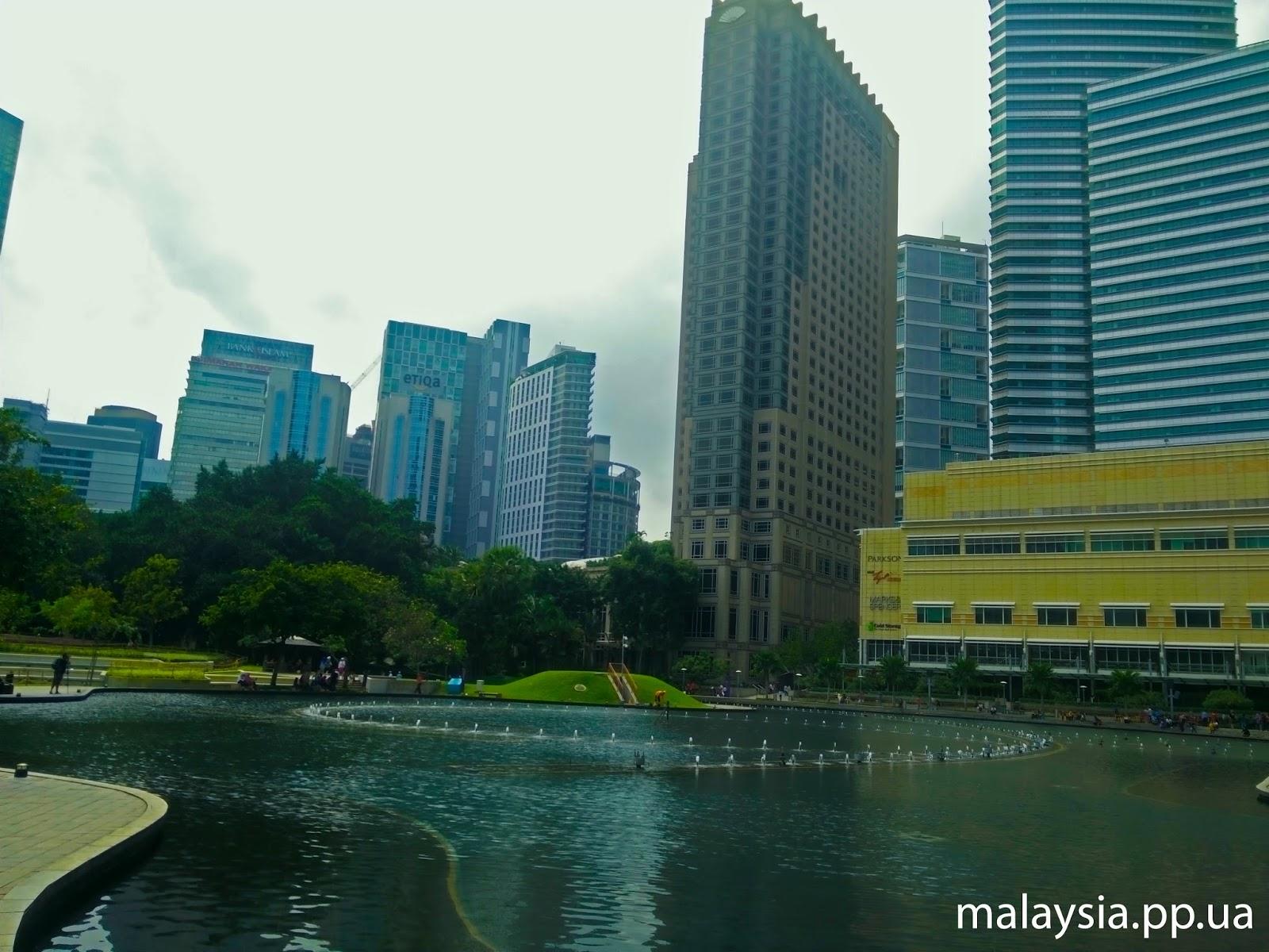 Куала-Лумпур фото города