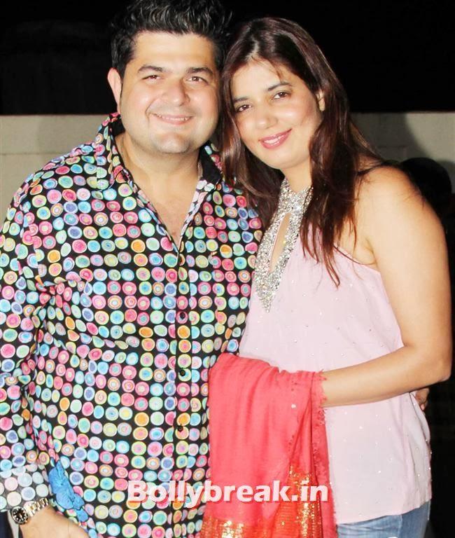 Dabboo and Babita Ratnani, Krrish 3 Special Screening