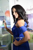 Priya Shri in Spicy Blue Dress ~  Exclusive 39.JPG