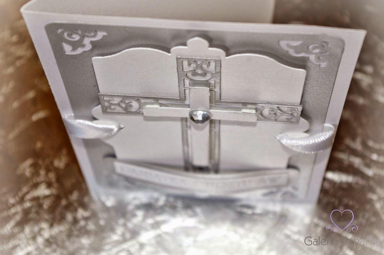elegancka prosta pamiątka chrztu cyrkonia srebro galeria schaffar