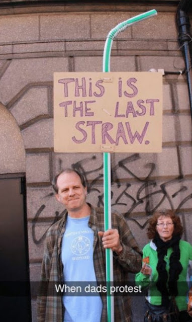 Funny The Last Straw Joke Picture