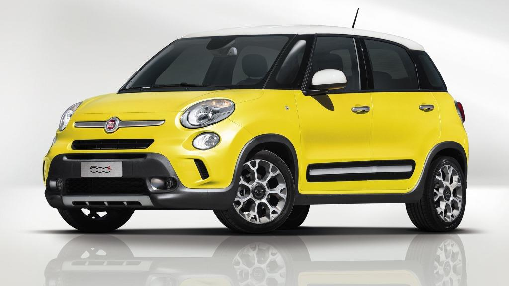 lanzamiento fiat 500l trekking autoblog uruguay. Black Bedroom Furniture Sets. Home Design Ideas