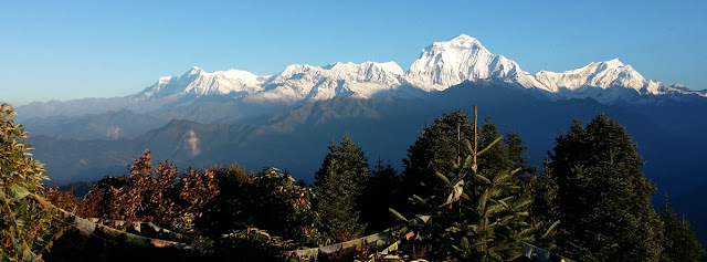 Magic Expedition Travel Ghorepani Poon Hill Trekking