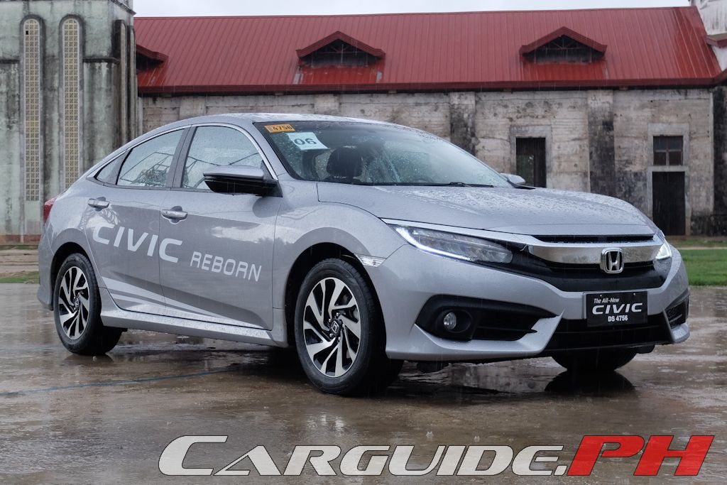 Ngoai that Honda Civic 2017