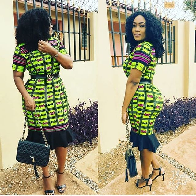 Most beautiful collection of trendy ankara short gown styles of 2018, ankara gowns for wedding, gowns made with ankara, images of ankara short gowns, ankara long gown pictures, ankara gown pictures, ankara styles(skirt and blouse), latest ankara gown styles 2017, 2017 ankara gowns, ankara short gown styles 2017, ankara gown styles images