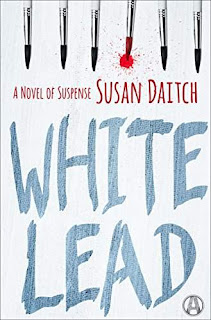 White Lead: A Novel of Suspense by Susan Daitch