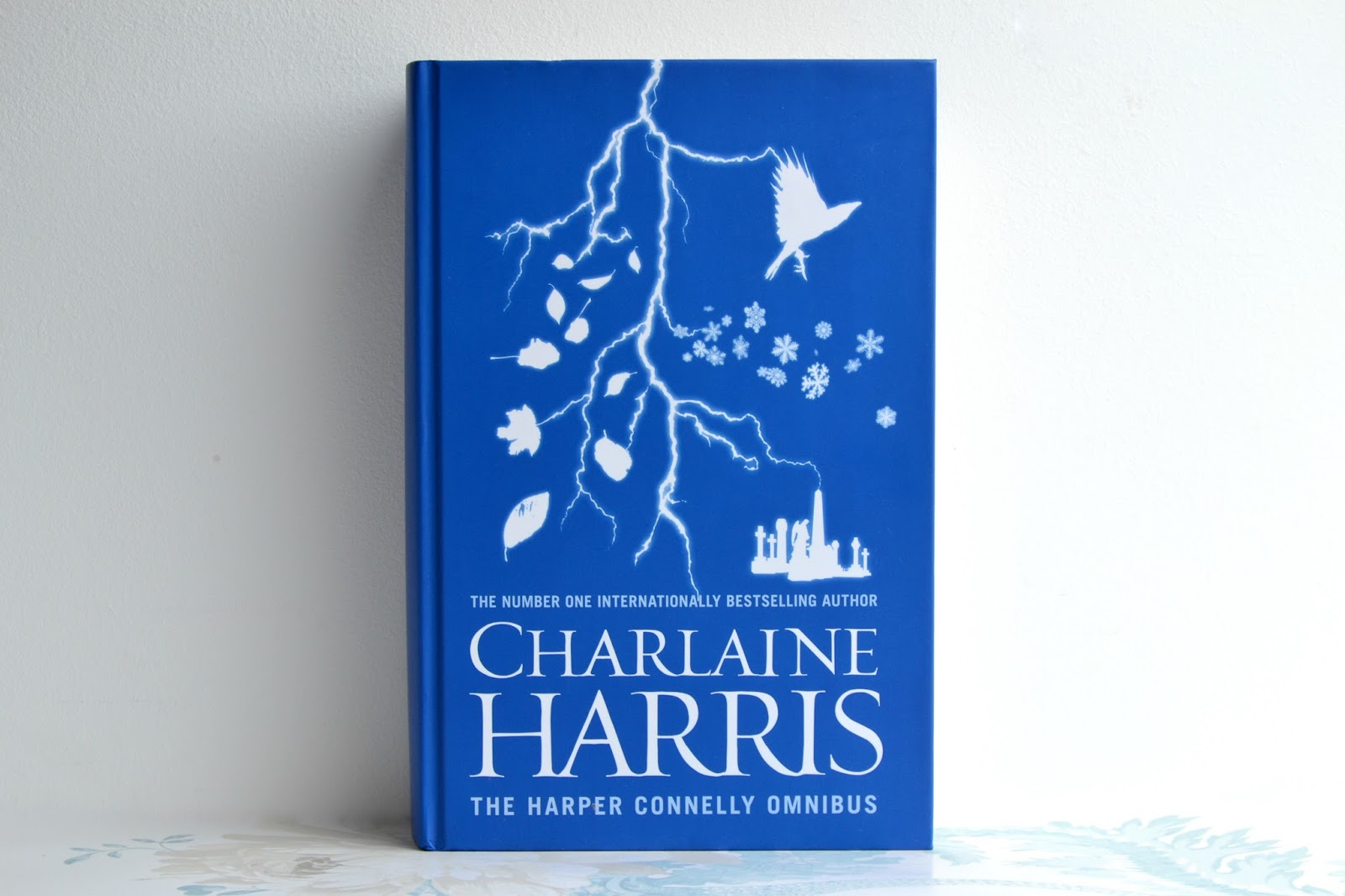 The Harper Connolly Mysteries by Charlaine Harris!