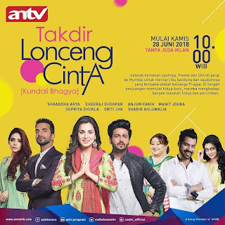 Sinopsis Takdir Lonceng Cinta Episode 13 - 20 (Versi ANTV)