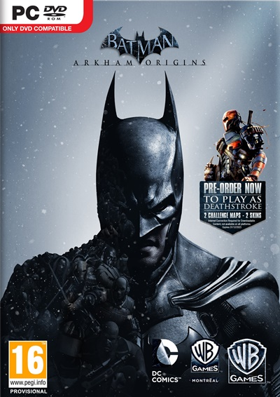 โหลดเกมส์ Batman: Arkham Origins - The Complete Edition