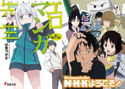 15 Anime Romance Comedy Terbaik yang Lucu Sekaligus Bikin Baper