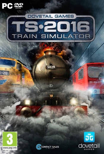 Train Simulator 2016 PC Game Español