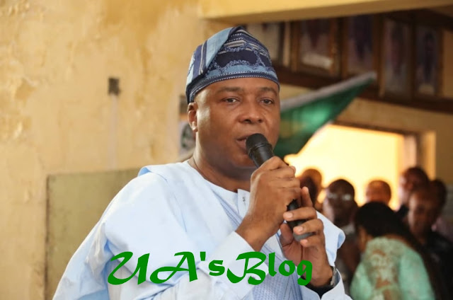 PDP Convention: What Saraki told delegates at Presidential election [Full Speech]