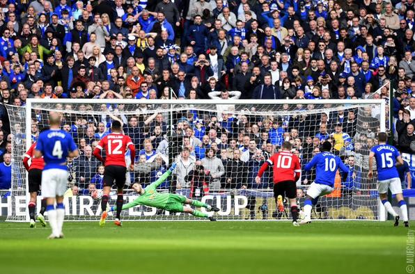 De Gea Menyelamatkan Penalty Lukaku