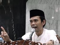 Ustadz Abdul Somad Menjadi Penasihat HTI? Hoax!
