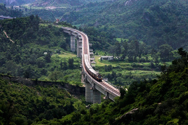 The Kashmir Railway