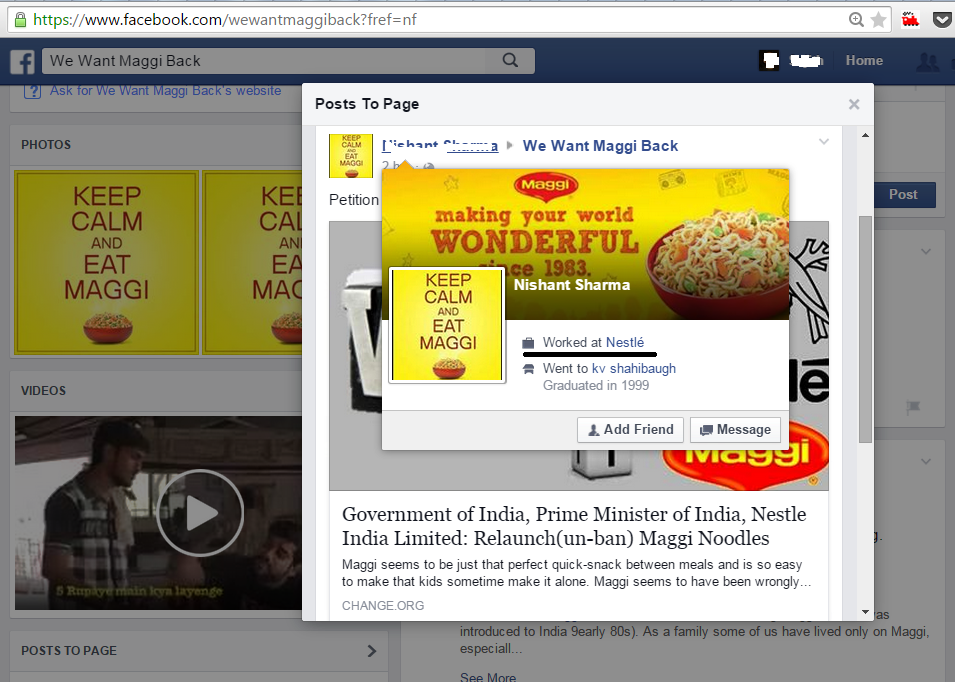 Innovative Marketing Board: How Nestle is tackling the Maggi crisis