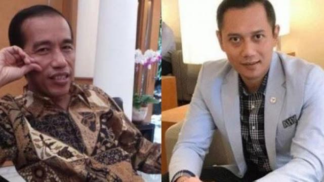 Pengamat: Tipis, Peluang AHY Dampingi Jokowi