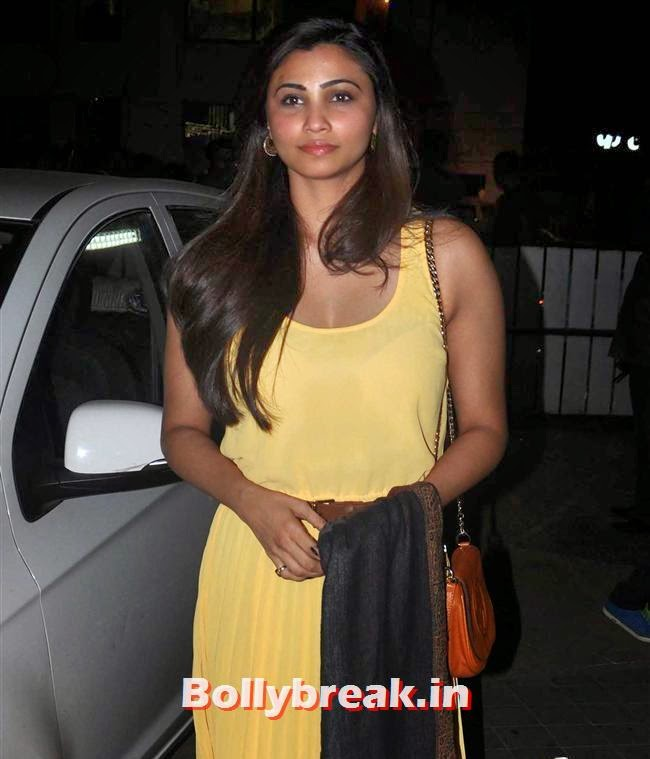 Daisy Shah, Bollywood Celebs at Jai Ho Special Screening