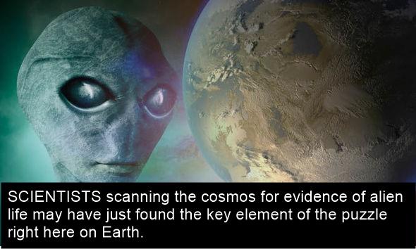 àlien life mars extraterrestial found science weird