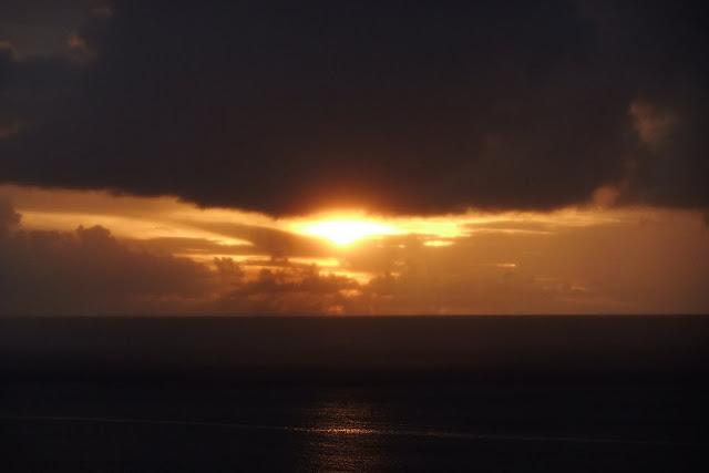 guam-sunset1 グアムの夕暮れ1