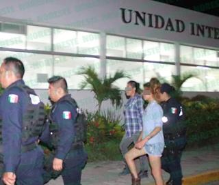 Cae banda de 4 mujeres asaltantes en Poza Rica Veracruz