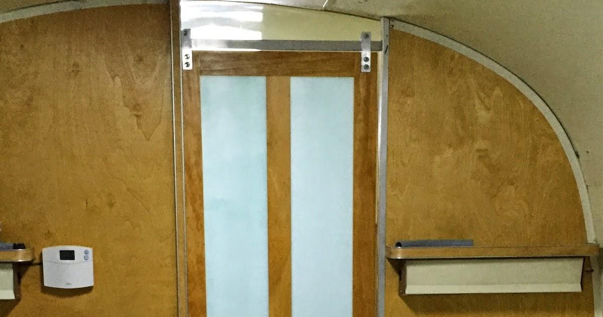 Sliding Pocket Door for the Bathroom | Ms Streamy - The 1971