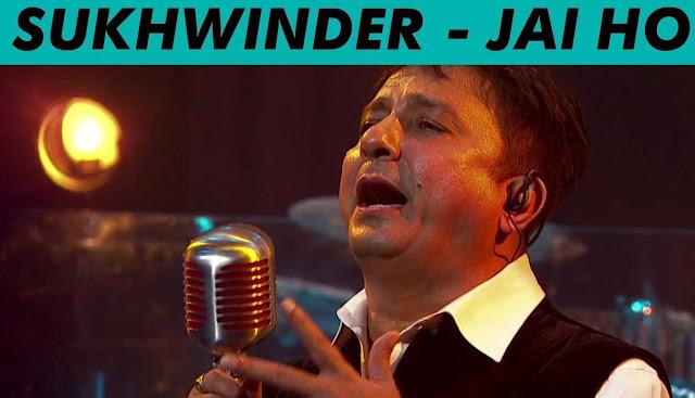 Jai Ho - Sukhwinder Singh @ MTV Unplugged Season 5