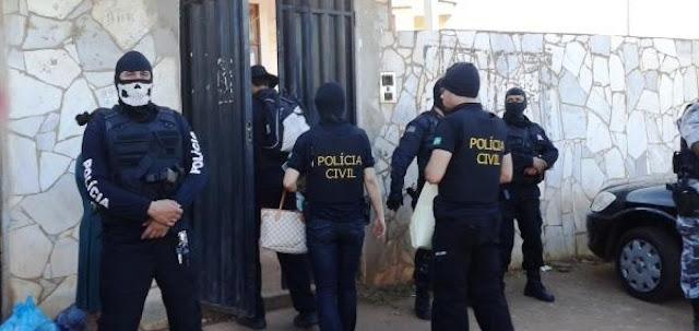 POLÍCIAS FAZEM ARRASTÃO POR TERRA E PELO AR EM SEIS BAIRROS DE MARABÁ – VEJA..