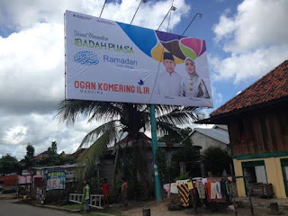 "Hiasi Ramadan dengan Media Branding ""Ogan Komering Ilir Mandira"""
