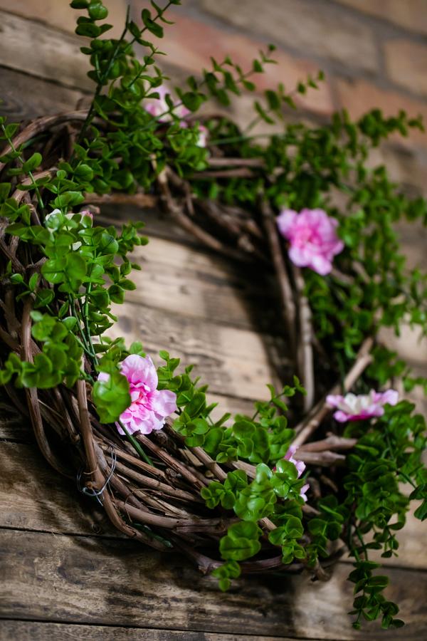 tavaszi koszorú