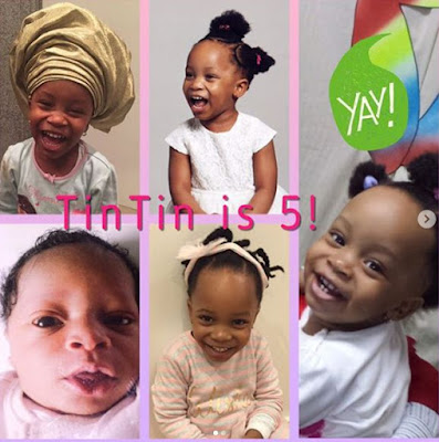 Singer,-Darey-Art-Alade-celebrates-his-daughter-as-she-clocks-5-(Photos)