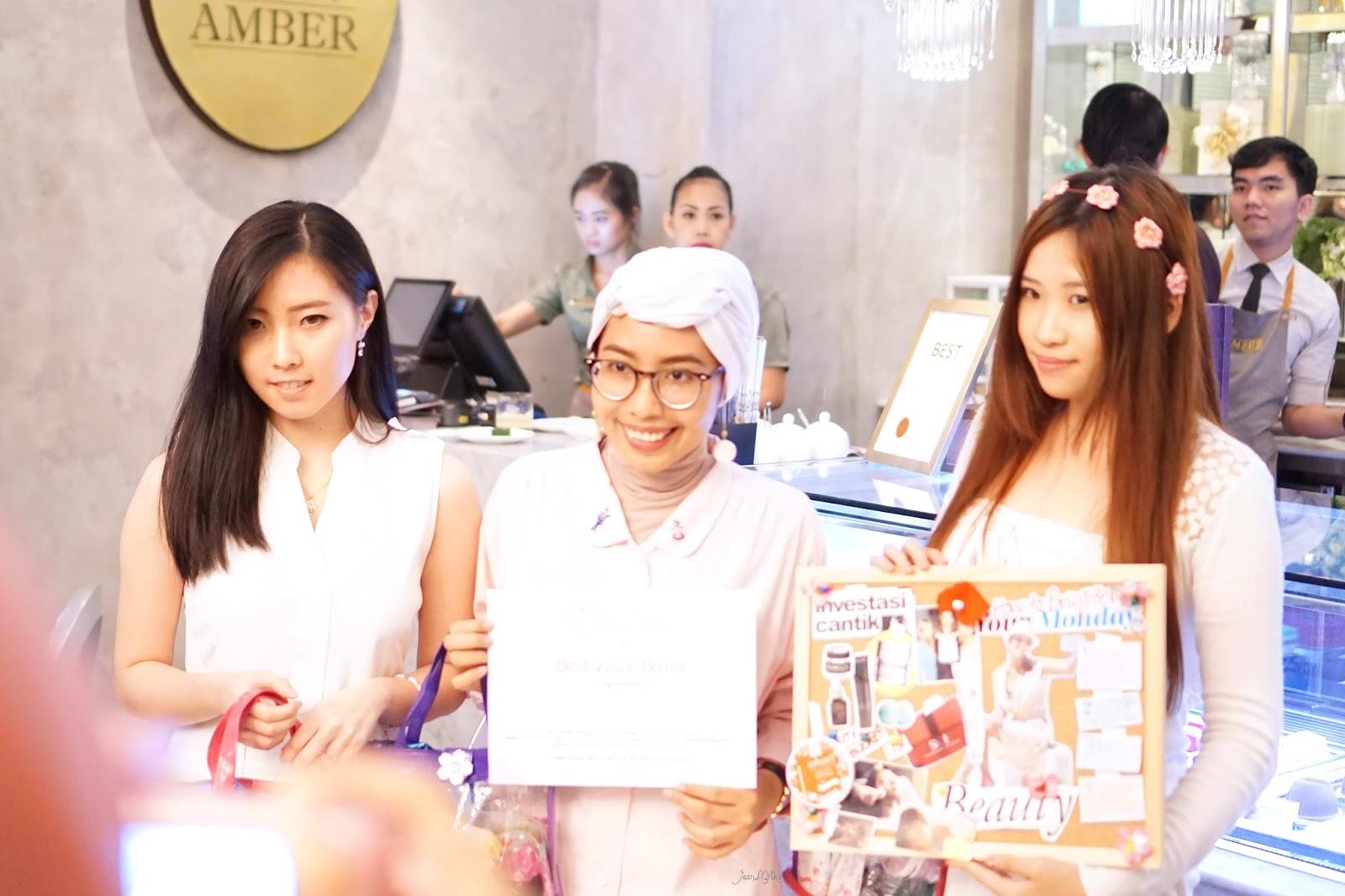 blogger gathering, beauty blogger indonesia. beauty blogger, jean milka, jeanmilka, shinzui, shinzui ume, blogger gathering jakarta, kawaii beauty japan, event with jean milka, indonesian beauty blogger