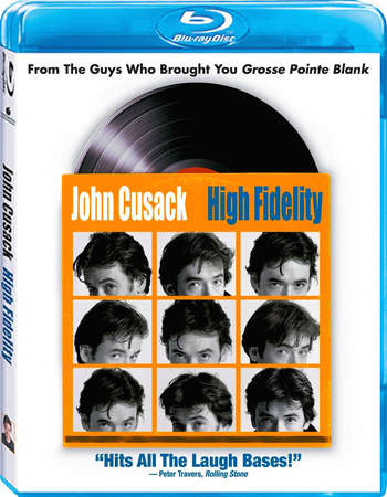 Poster Of High Fidelity 2000 English 350MB BRRip 480p ESubs Free Download Watch Online Worldfree4u
