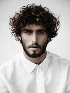 Beard Styles for Curly Hair men